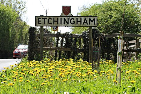 Etchingham sign