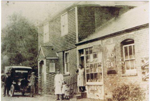 Osbournes Bakery c1920