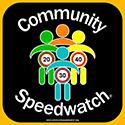 Community Speedwatch logo