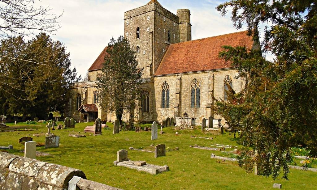Etchingham Churchl