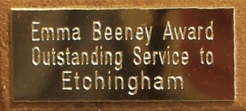 Emma Beeney Award