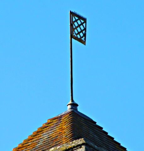 Etchingham Church Weathervane