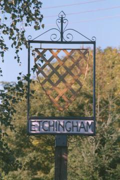 Etchingham Village sign
