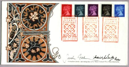 Etchingham Stamp Festival First Day Cover