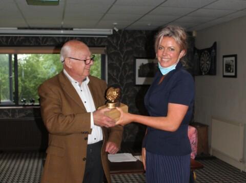 Presentation of Emma Beeney Award